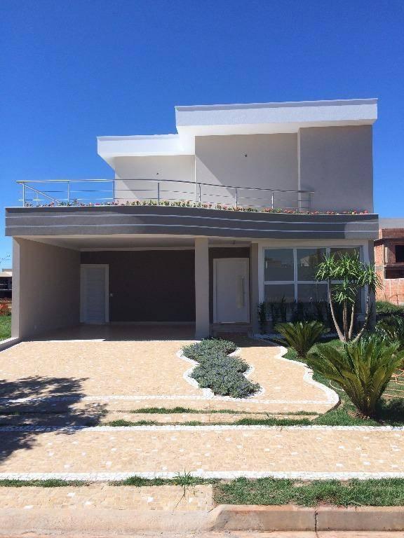 Casa 3 Dorm, Condomínio Reserva Real, Paulinia (SO0025)
