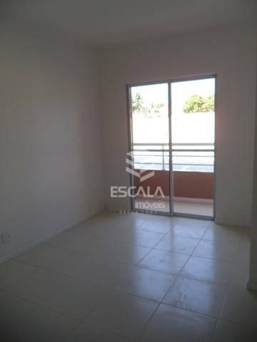 Apartamento com 2 quartos à venda, 48 m², novo, área de lazer, financia - Parangaba - Fortaleza/CE