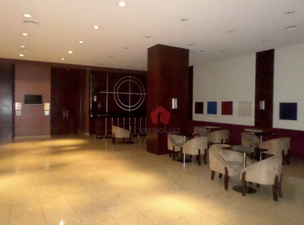 Flat para Locação - Centro