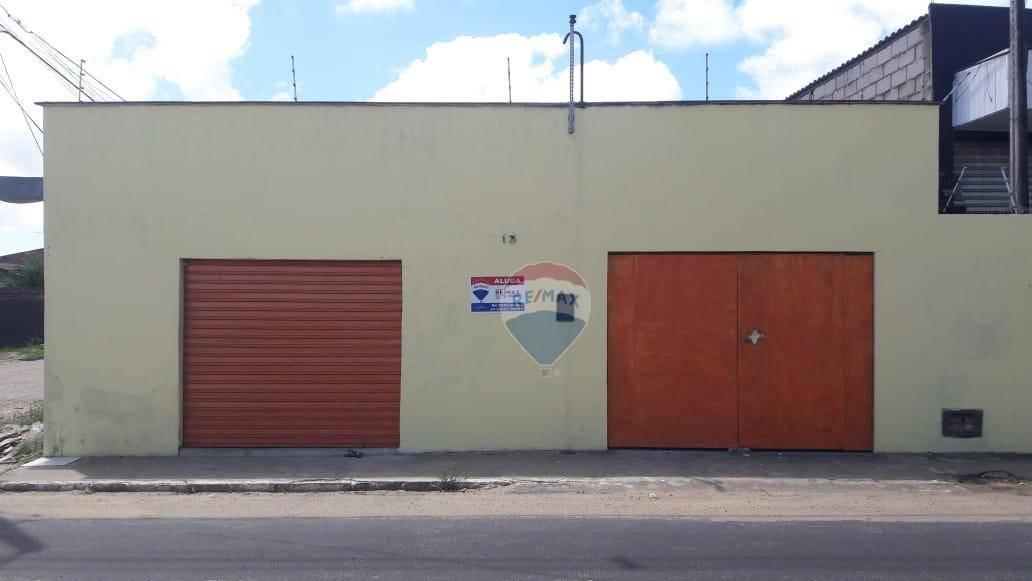 Ponto para alugar, 72 m² por R$ 500,00/mês - Liberdade - Parnamirim/RN
