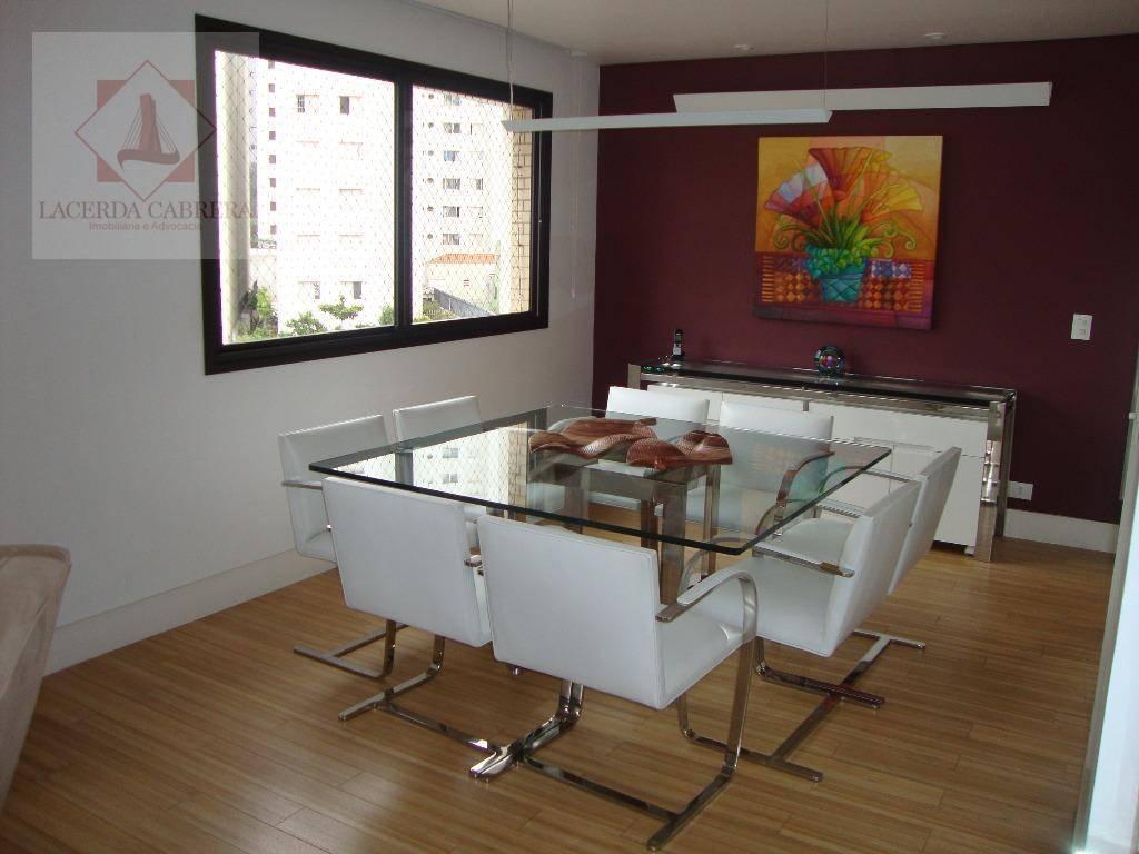 espetacular apartamento com 173m, no coração de perdizes, excelente localização. 3 suites amplas,, 4 vagas de...