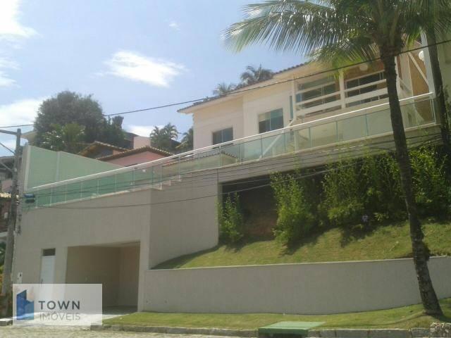 Casa residencial à venda, Camboinhas, Niterói - CA0202.