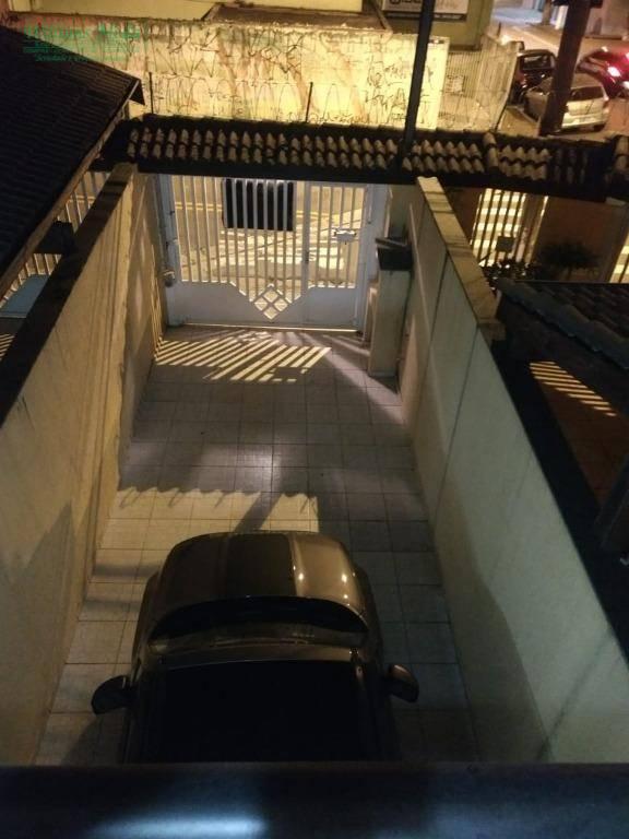 Sobrado com 3 dormitórios à venda, 130 m² por R$ 550.000 - Vila São Jorge - Guarulhos/SP