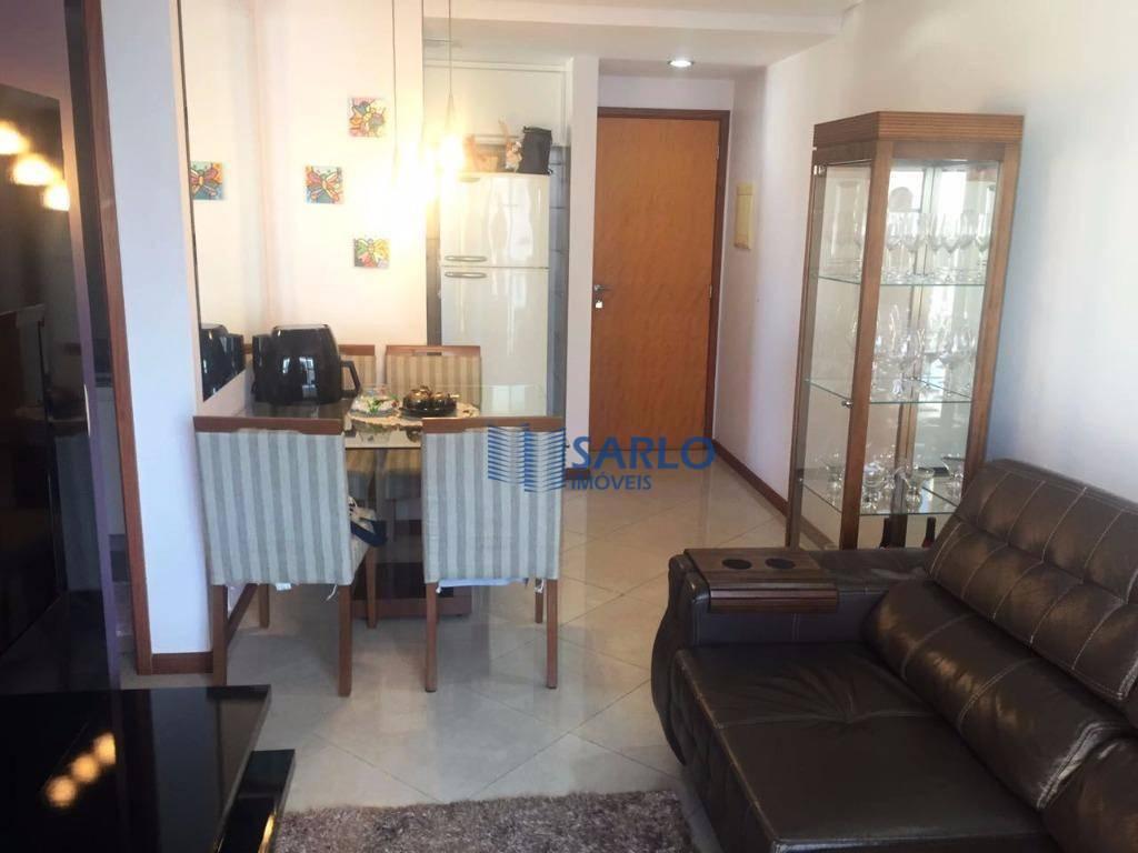 Apartamento 2 quartos, suíte, vaga de garagem, mobiliado em Jardim Camburi, Vitória