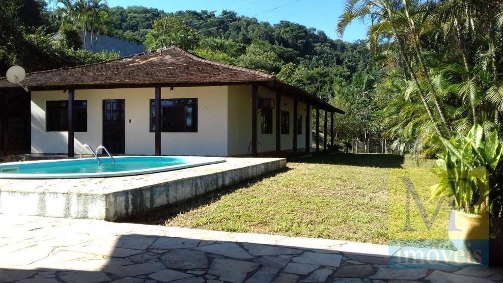 Casa com 4 dormitórios à venda, 278 m² por R$ 390.000,00 - Itoupavazinha - Blumenau/SC
