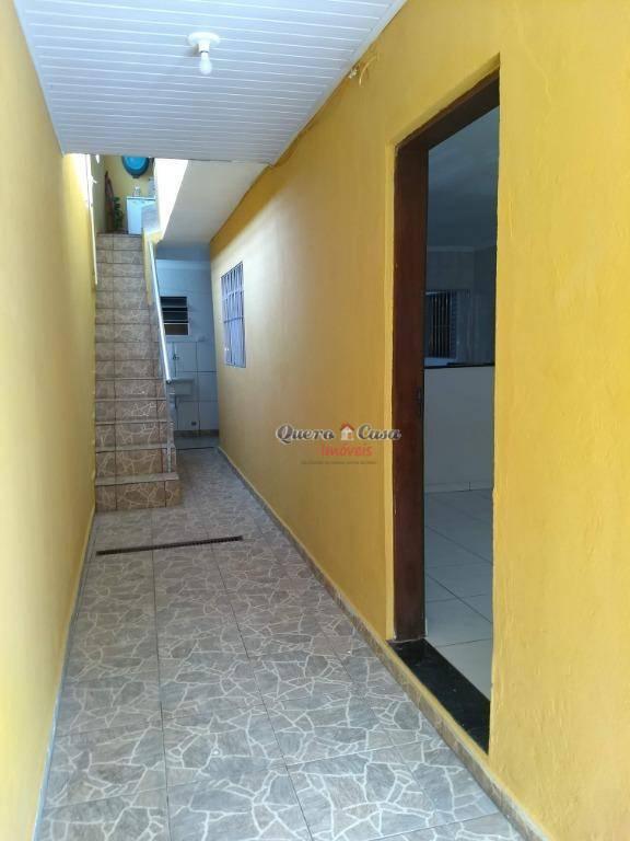 Casa com 2 dormitórios para alugar, 120 m² por R$ 1.500/mês