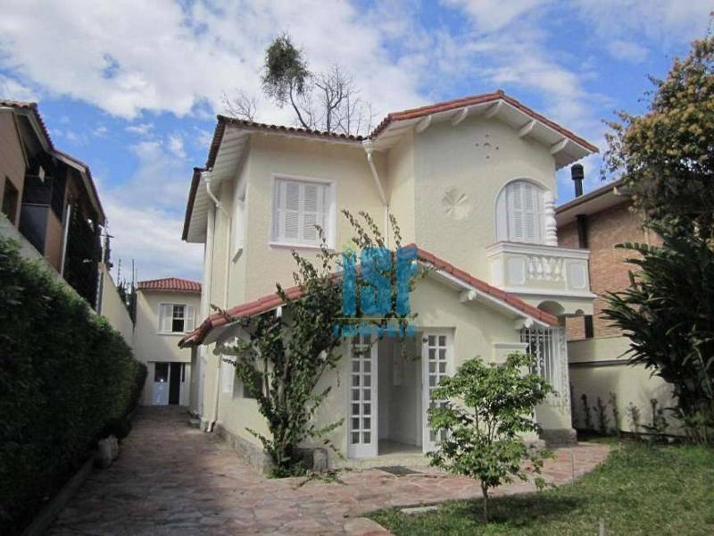 Sobrado com 3 dormitórios para alugar, 310 m² por R$ 20.000/mês - Jardim Europa - São Paulo/SP - SO4709.