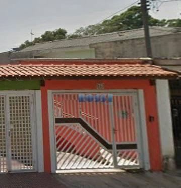 Casa residencial à venda, Parque São Lucas, São Paulo.
