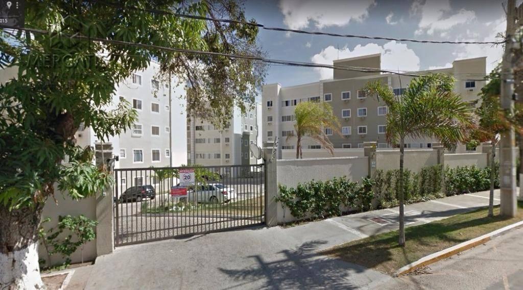 Apartamento à venda  |  Villagio Maraponga Condomínio Clube  |  Bairro Maraponga  |  Fortaleza (CE)  -