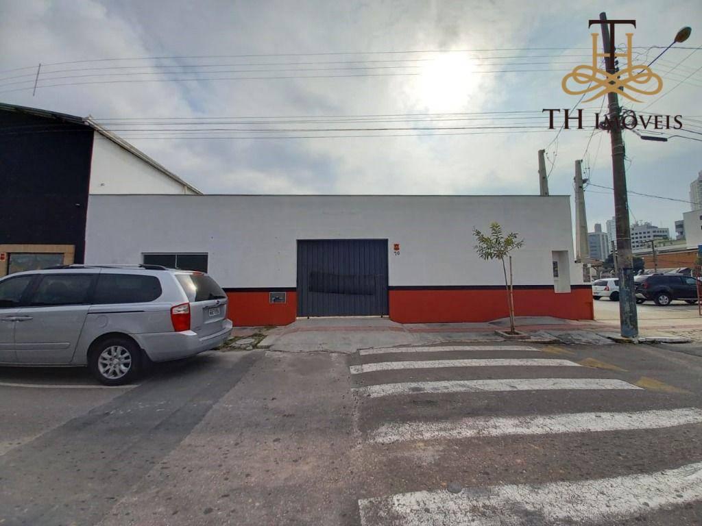 Galpão para alugar, 450 m² por R$ 8.000,00/mês - Nações - Balneário Camboriú/SC