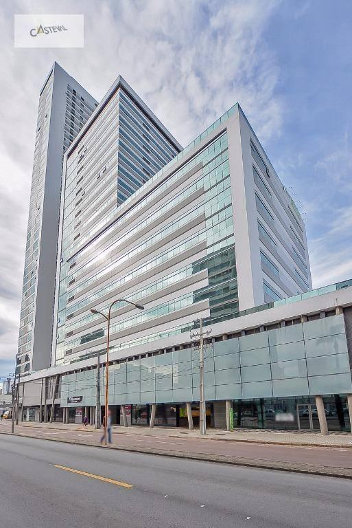 LO0011-CST, Loja, 325 m² para alugar no Centro - Curitiba/PR