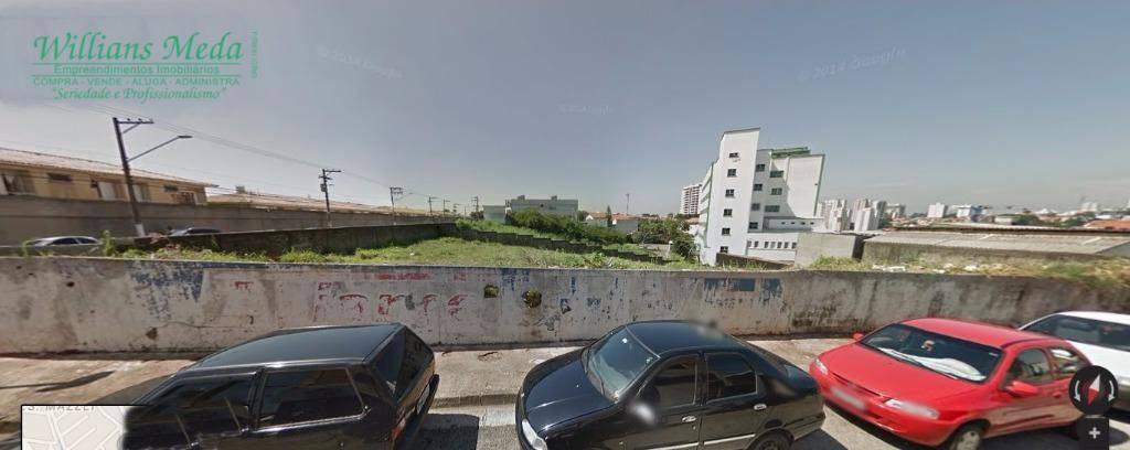 Terreno  comercial à venda, Parque Renato Maia, Guarulhos.