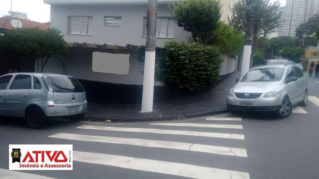 Casa com 3 dormitórios para alugar, 322 m² por R$ 6.000/mês - Jardim do Mar - São Bernardo do Campo/SP