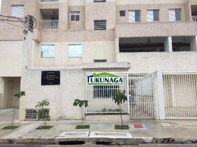 Apartamento para locação Condomínio Marques da Santarém, Cidade Jardim Cumbica, Guarulhos.