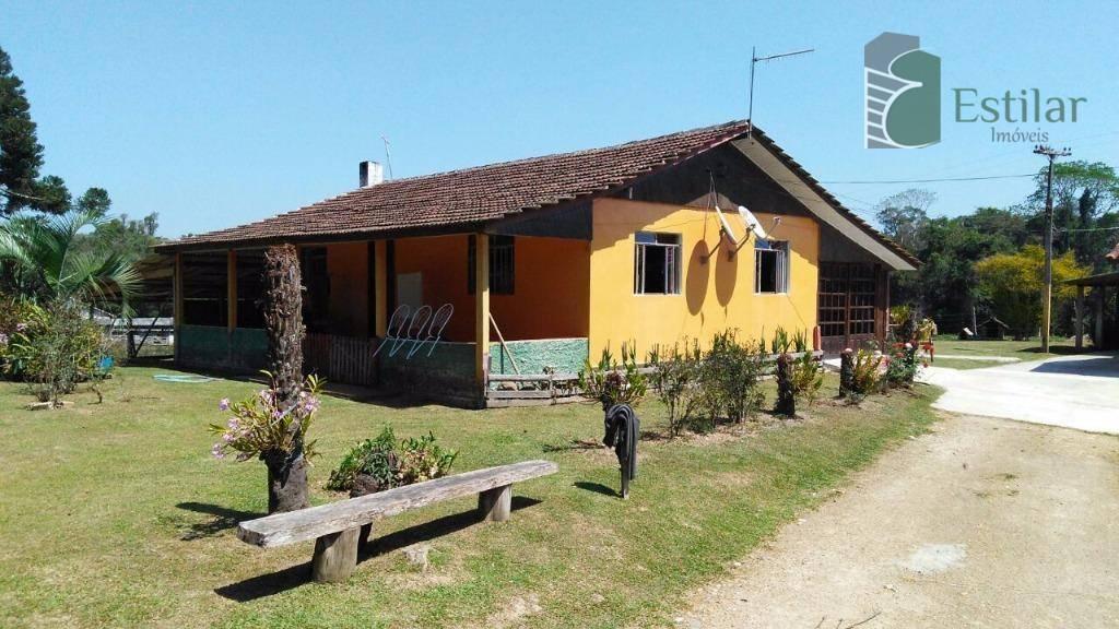 Fazenda na Faxina, São José dos Pinhais.