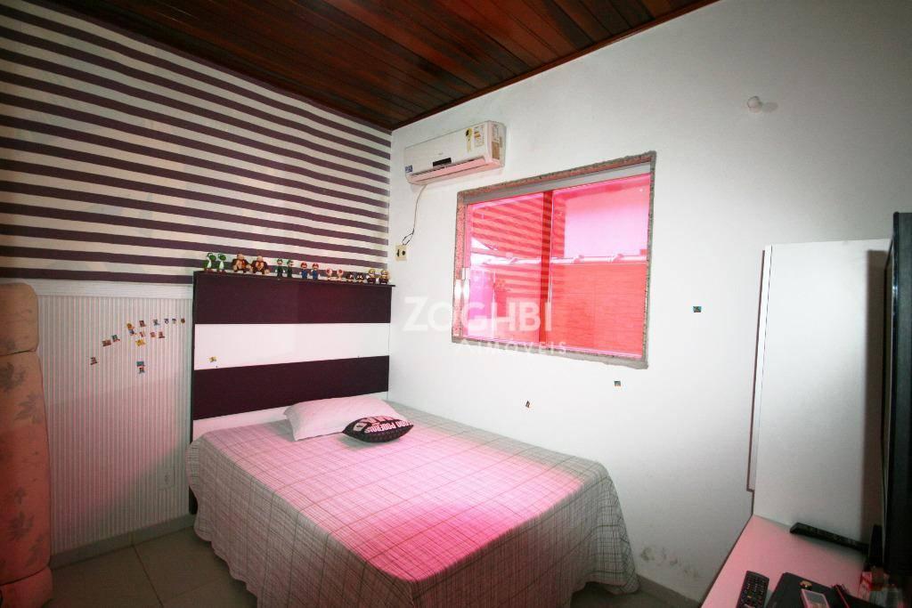 Casa residencial à venda, Tiradentes, Porto Velho - CA1126.