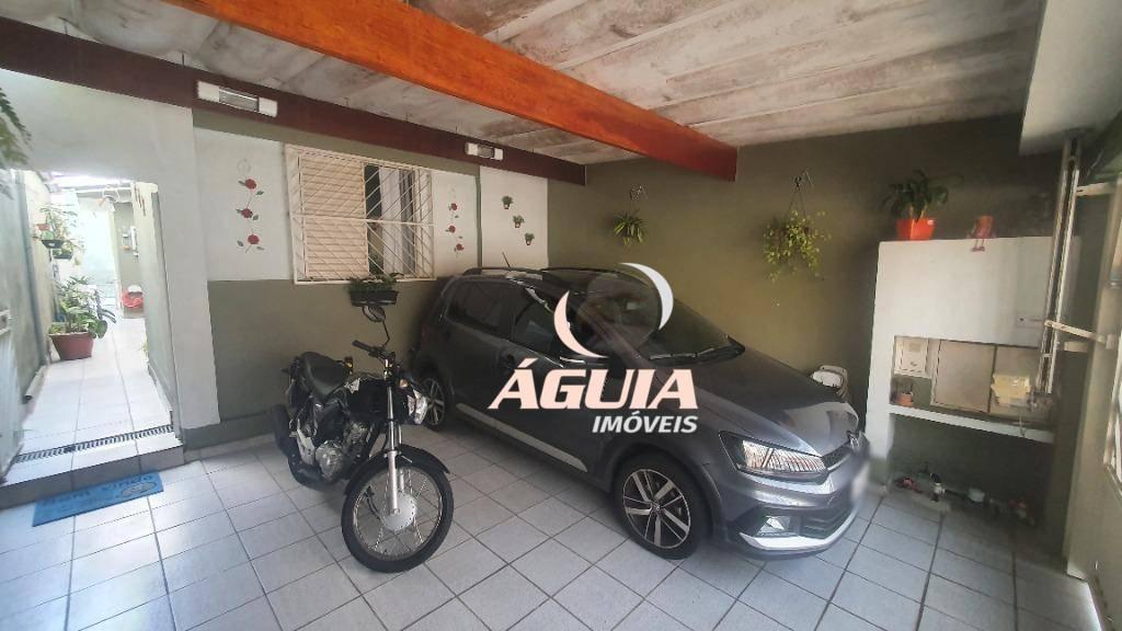 Casa com 2 dormitórios à venda, 93 m² por R$ 425.000 - Parque Jaçatuba - Santo André/SP