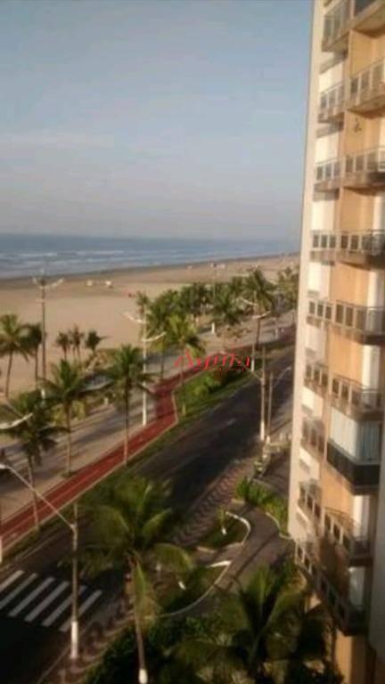 Apartamento com 2 dormitórios à venda, 112 m² por R$ 245.000 - Cidade Ocian - Praia Grande/SP