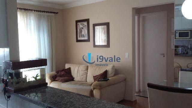 Apartamento de 2 dormitórios à venda em Conjunto Residencial Trinta E Um De Março, São José Dos Campos - SP