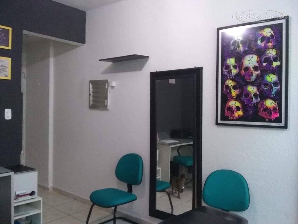 Kitnet à venda, 20 m² por R$ 75.000,00 - Itararé - São Vicente/SP