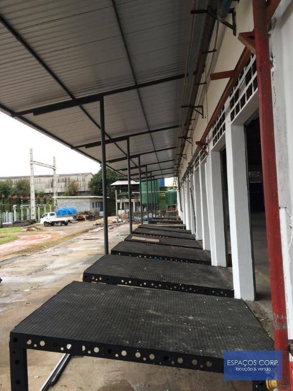 Galpão logístico para locação, Guarulhos, Guarulhos.