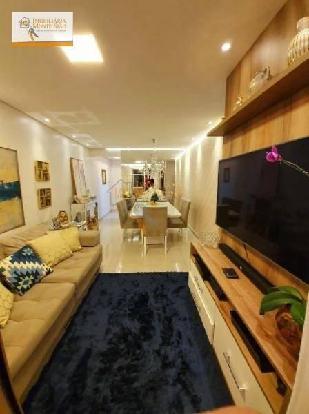 Apartamento Residencial à venda, Vila Milton, Guarulhos - .