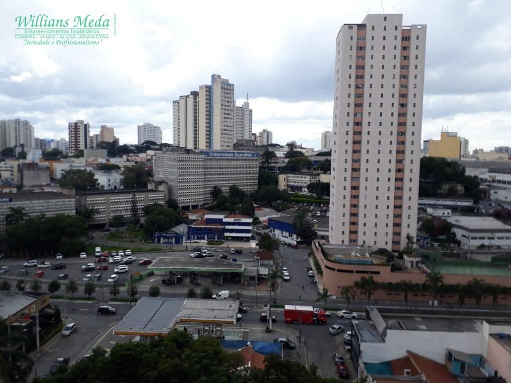 Apartamento com 2 dormitórios à venda, 58 m² por R$ 275.000 - Vila Moreira - Guarulhos/SP