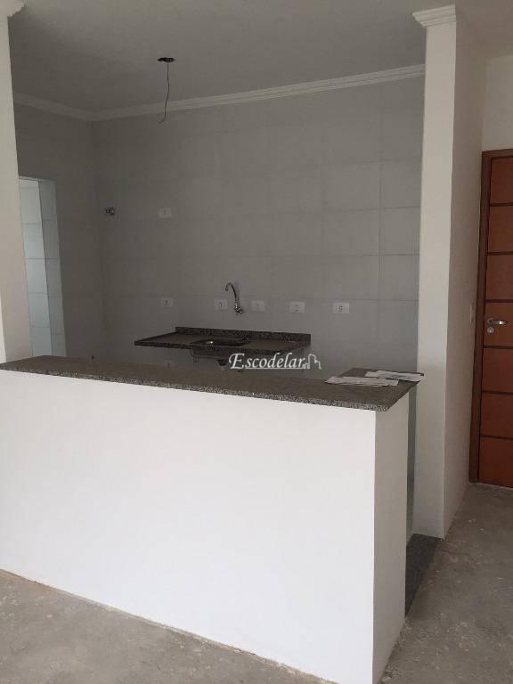 Apartamento com 3 dormitórios à venda, 69 m² por R$ 291.000,00 - Vila Galvão - Guarulhos/SP