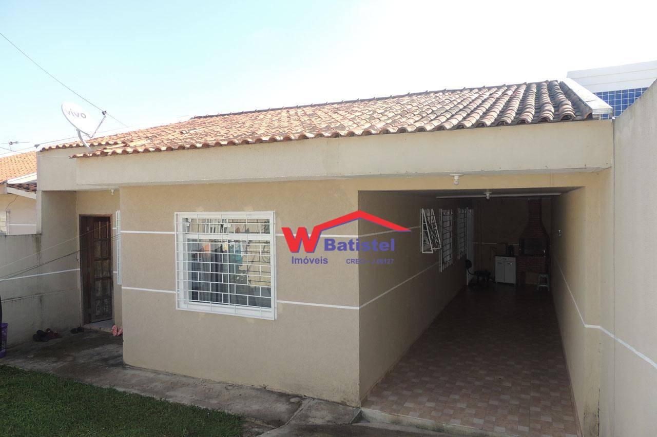 Casa com 3 dormitórios à venda, 60 m² por R$ 179.000 Rua Maringa nº 440 - Guaraituba - Colombo/PR