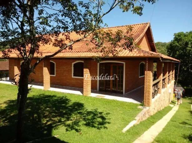 Chácara com 4 dormitórios à venda, 4000 m² por R$ 860.000 - Recanto dos Pássaros - Ibiúna/SP