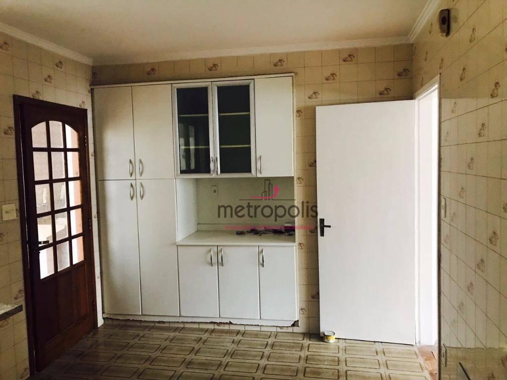 Sobrado residencial à venda, Santa Maria, São Caetano do Sul