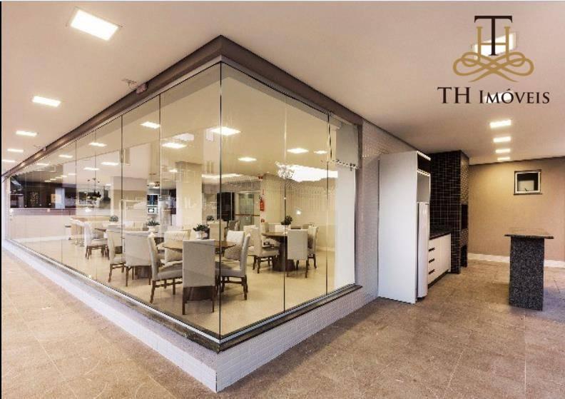 Apartamento com 2 dormitórios à venda, 68 m² por R$ 430.000,00 - Praia Brava - Itajaí/SC