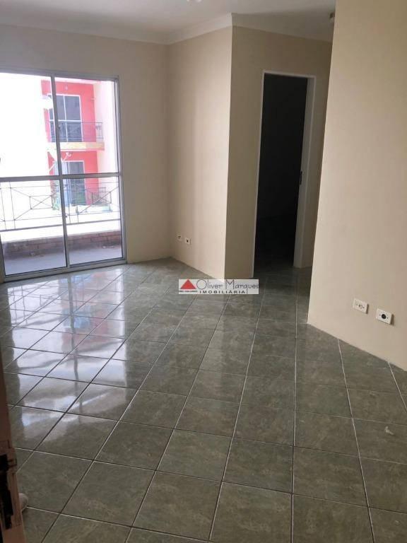 Apartamento residencial à venda, Jardim D Abril, Osasco - AP5882.