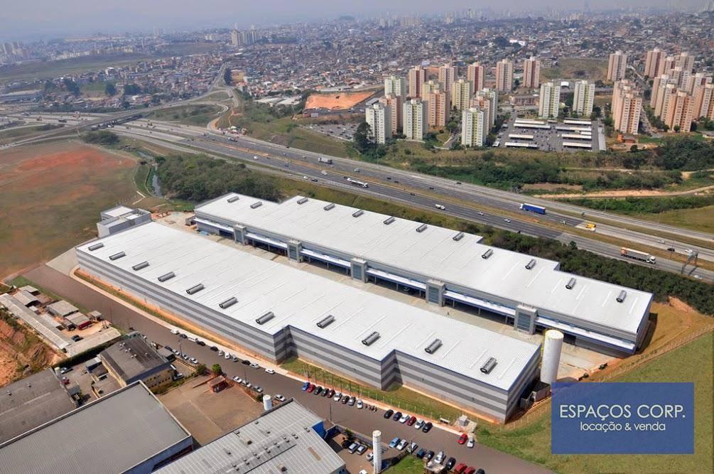Galpão logístico para alugar, 2.369m² - Carapicuíba - Carapicuíba/SP