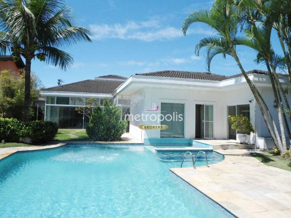 Casa com 7 dormitórios para alugar, 628 m² por R$ 11.000/mês - Acapulco - Guarujá/SP