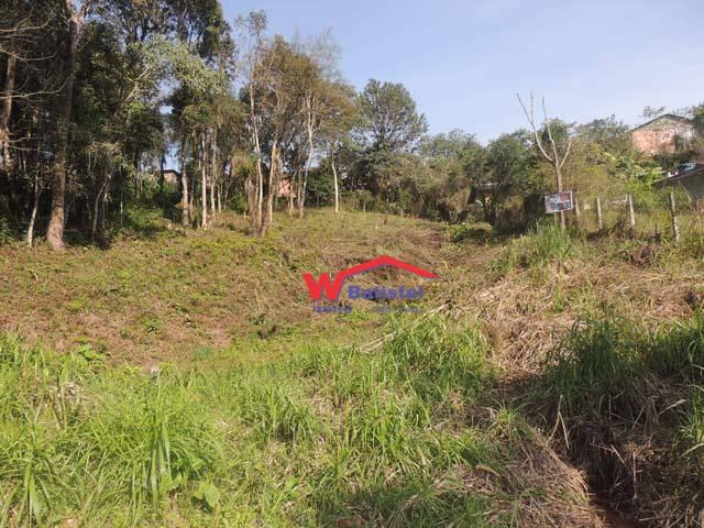 Terreno à venda, 1000 m² por R$ 135.000 - Rua Da Canafistula, Parque do Embu - Colombo/PR