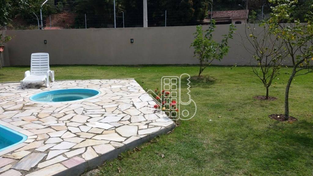Casa residencial para locação, Maralegre, Niterói.