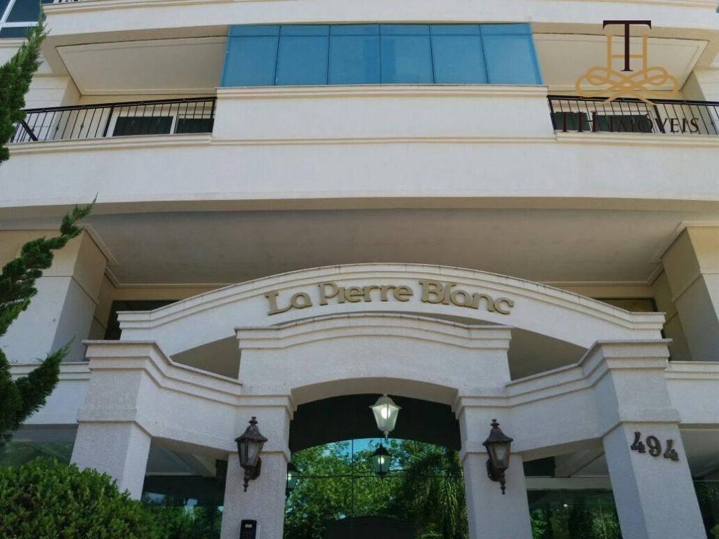 Apartamento com 3 dormitórios para alugar, 130 m² por R$ 2.800,00/ano - Cidade Universitária Pedra Branca - Palhoça/SC