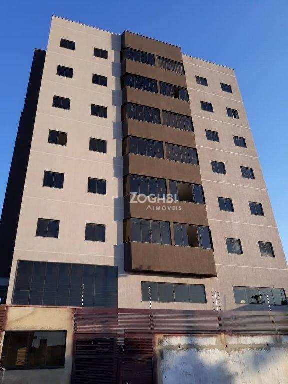 Apartamento residencial para locação, Embratel, Porto Velho.