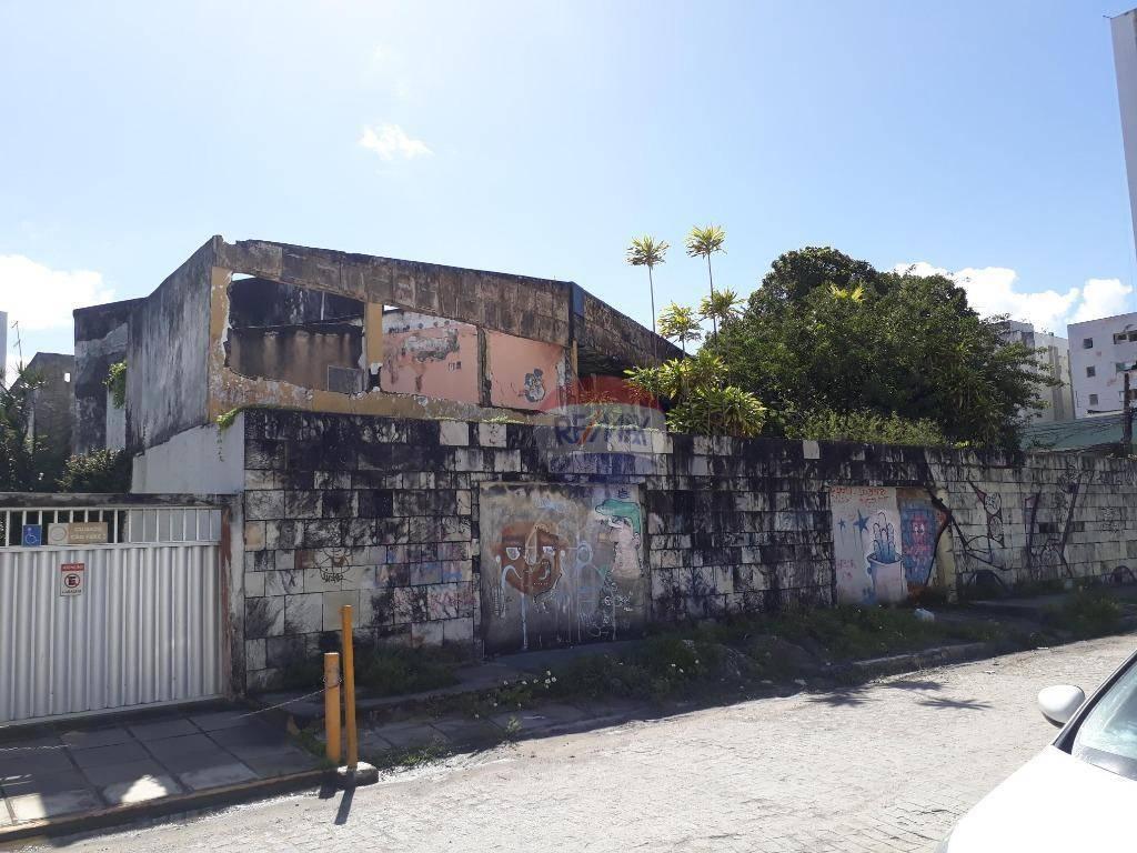 Casa comercial para venda e locação, Candeias, Jaboatão dos Guararapes.