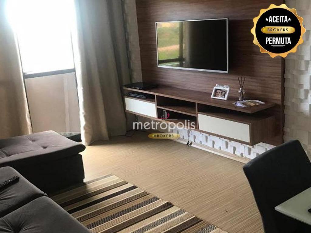 Apartamento à venda, 54 m² por R$ 230.000,00 - Jardim Irajá - São Bernardo do Campo/SP