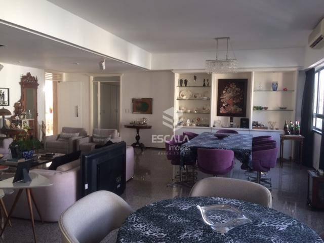 Apartamento com 4 dormitórios à venda, 282 m² por R$ 980.000,00 - Aldeota - Fortaleza/CE