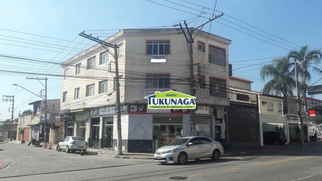 Ponto Comercial e Apartamento Venda ou Locação, Vila Galvão, Guarulhos.