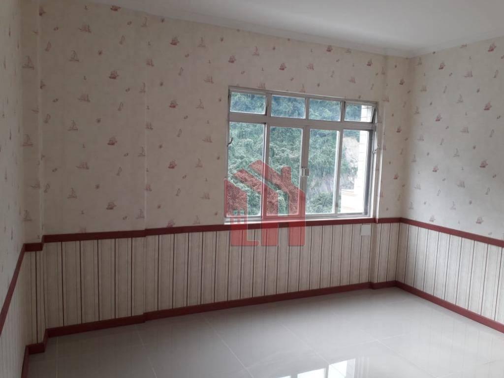 Kitnet com 1 dormitório à venda, 27 m² por R$ 170.000,00 - Itararé - São Vicente/SP