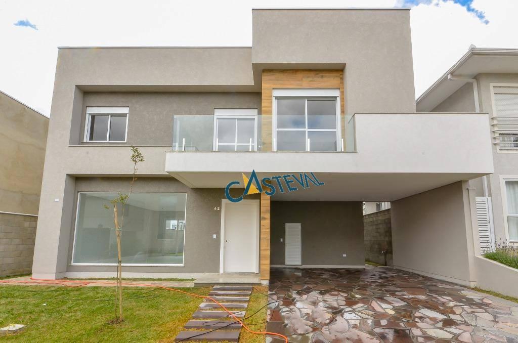 CA0063-CST, Casa de 4 quartos, 243 m² à venda no Santa Felicidade - Curitiba/PR