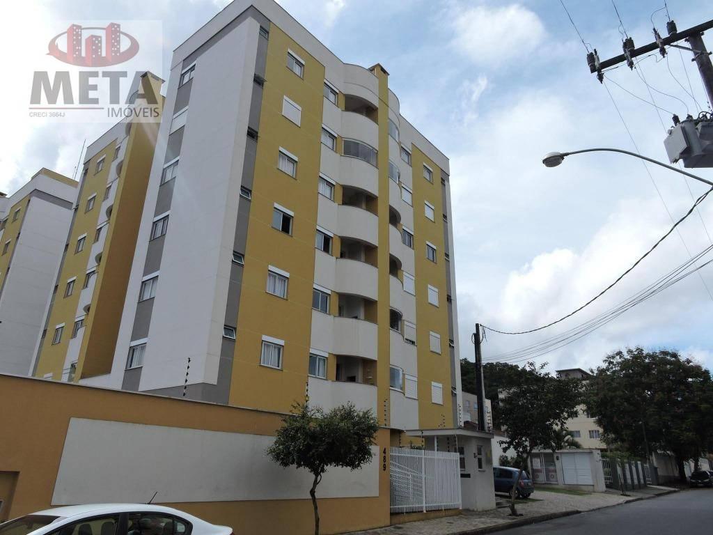 Apartamento com 3 Dormitórios à venda, 73 m² por R$ 323.000,00