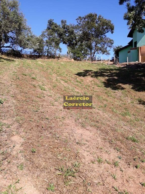 Terreno em Vinhedo/SP - Chácaras do Lago, 930m² R$ 280mil
