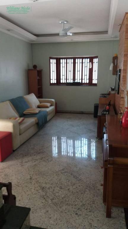 Sobrado à venda, 137 m² por R$ 660.000,00 - Vila São Jorge - Guarulhos/SP