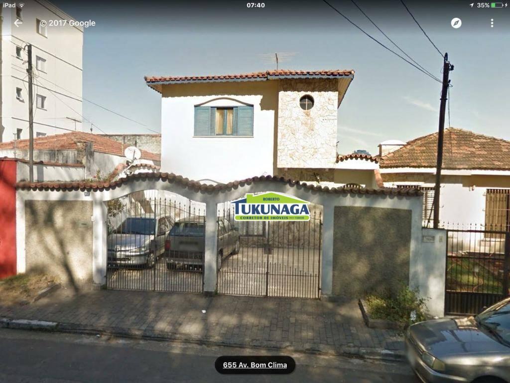 Sobrado Bom Clima à venda, Jardim Bom Clima, Guarulhos.