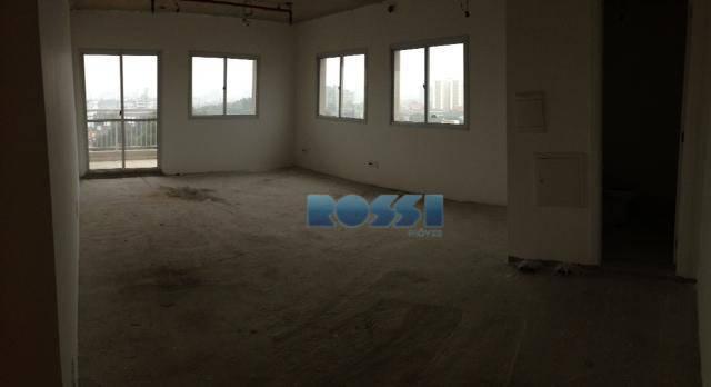 sala comercial, com 01 wc e 01 vaga - escritórios mooca